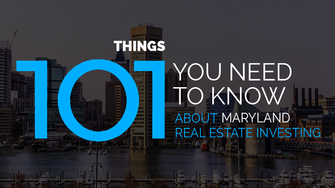 101-things-you-need-to-know maryland